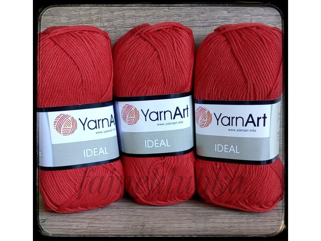 Ideal 237 Červená
