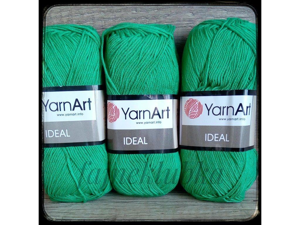 Ideal 227 Tmavě zelená