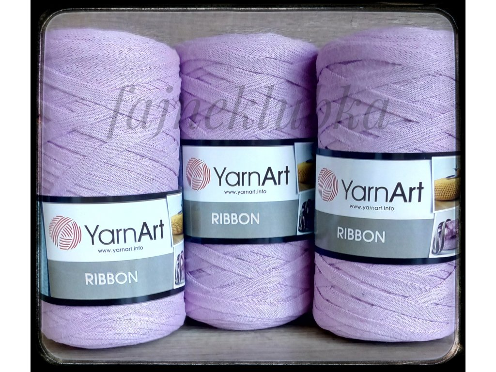Ribbon 765 Světle fialová