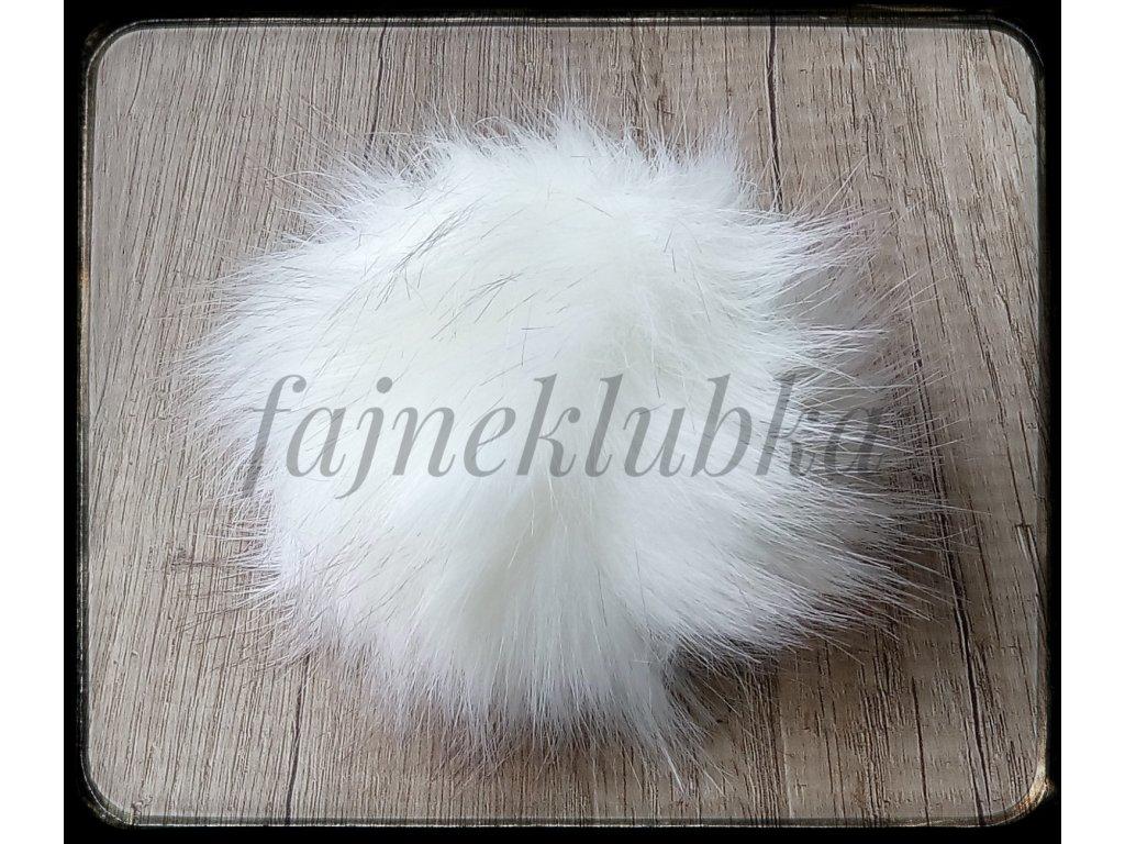 Vlna-Hep Bambule Bílá melír 2