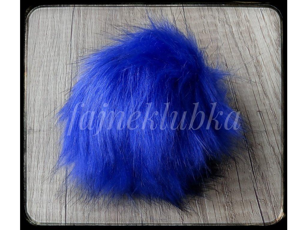 Vlna-Hep Bambule Modrá 112
