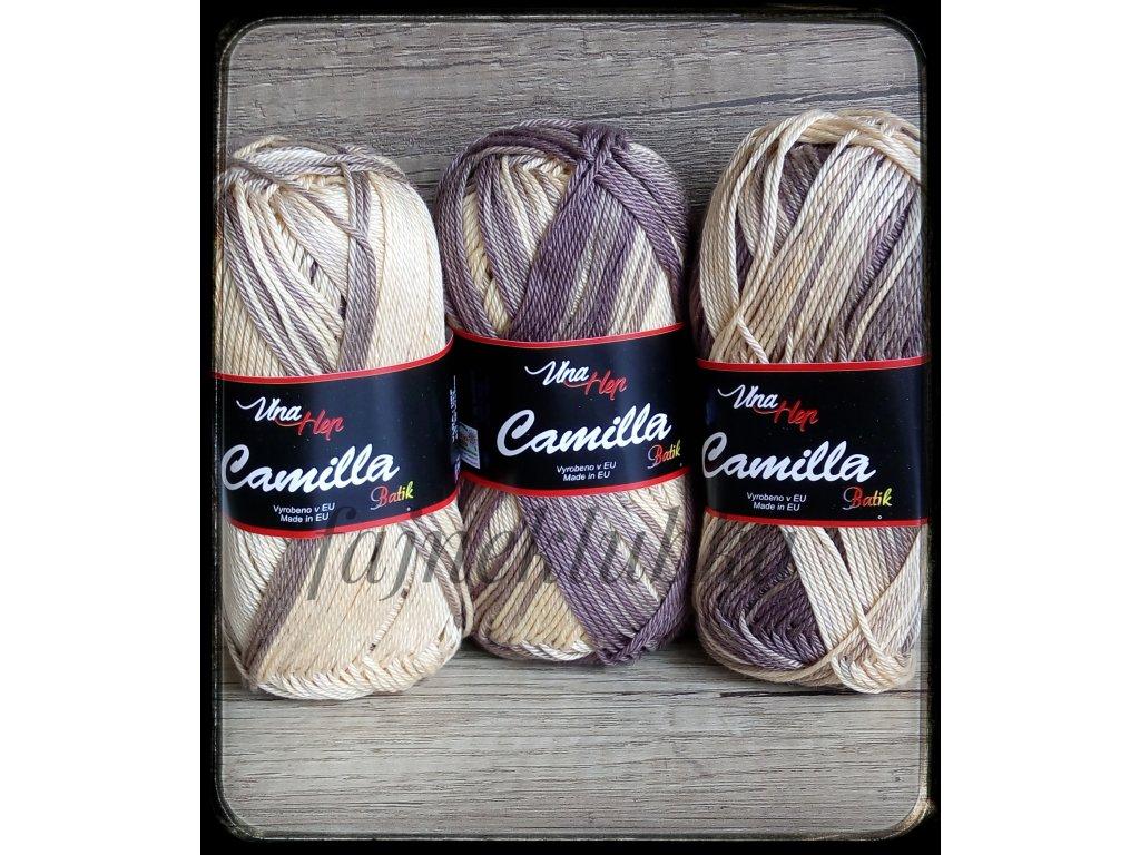 Camilla batik 9615