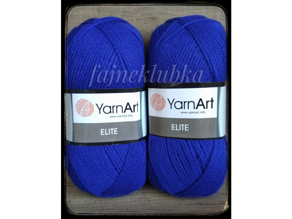 Elite 64 Modrá