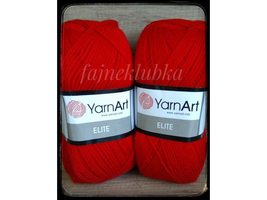 Elite 41 Červená