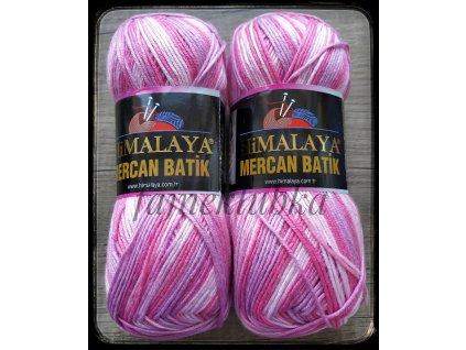 Mercan Batik 59501 Pastelový melír
