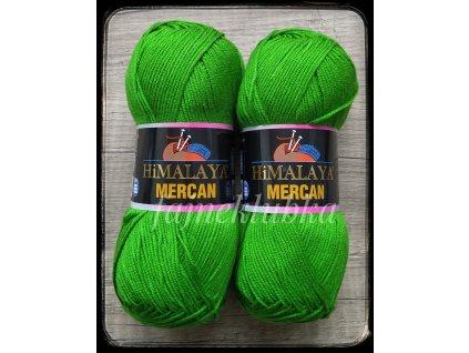Mercan 52914 Zelená