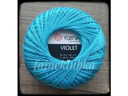 Violet 08 Modrá