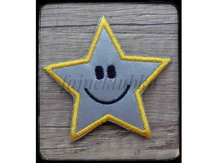 Reflexní aplikace Hvězda