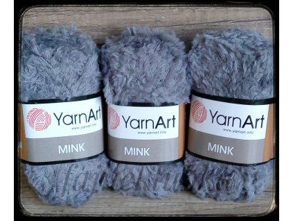 Mink 335 Tmavě šedá