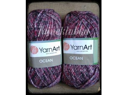Ocean 110 Růžovočerný melír