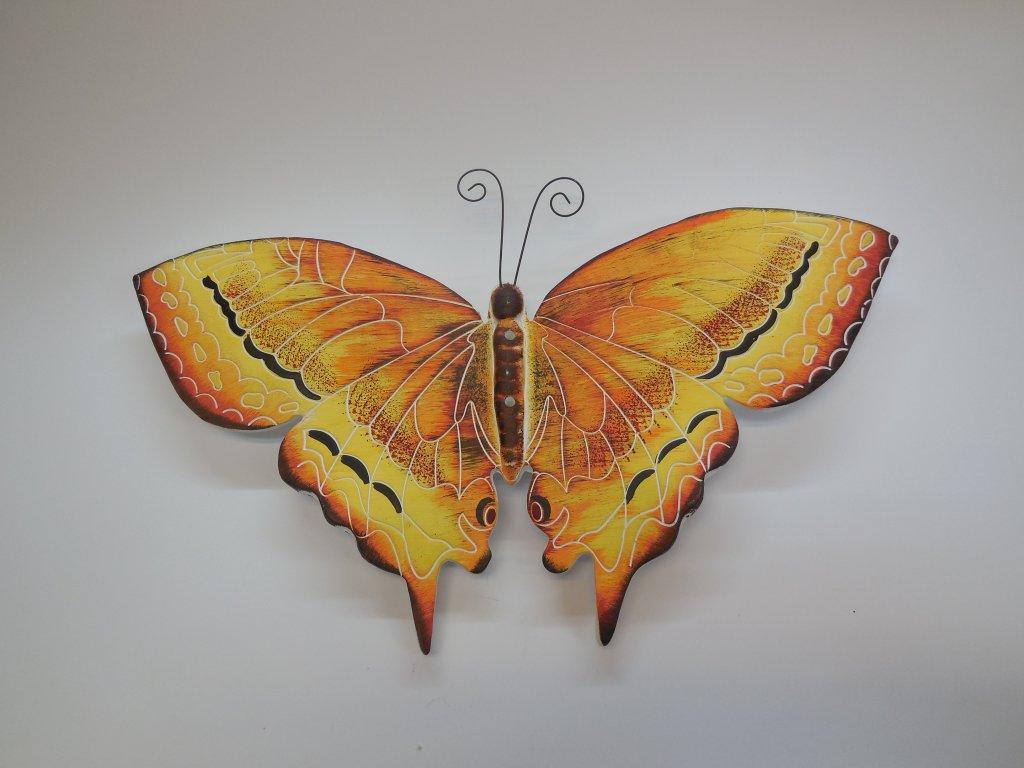 Keramický motýl