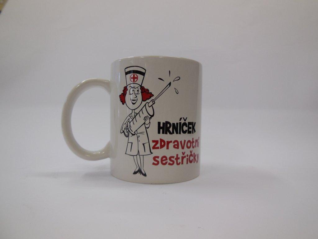 917 vtipny hrnek zdravotni sestry