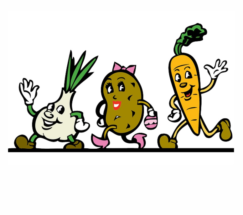 Zeleninu dlouho nemáčejte ve vodě