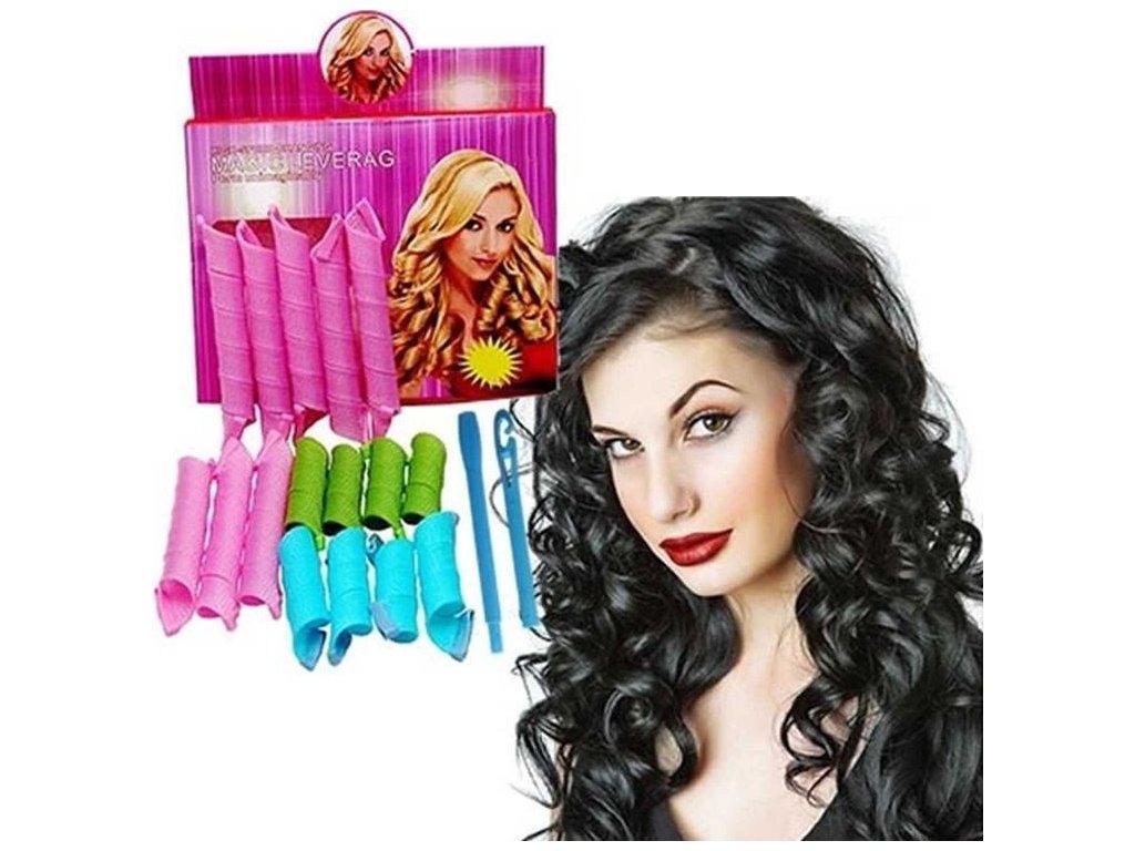 2016 diy magic leverag magic hair curler