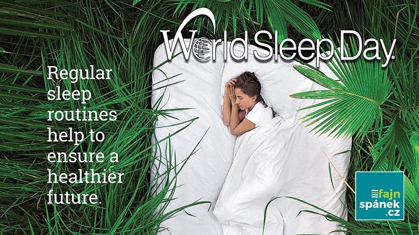 Světový den spánku 2021