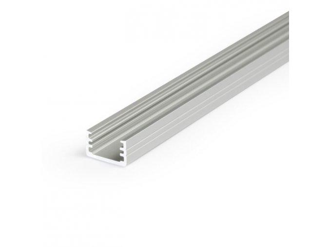 Hliníkový profil  SLIM8 A/Z 1cm/200cm