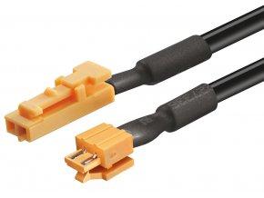 Propojovací kabel pro modulární spotřebiče Loox, 12 V, s pojistným klipem