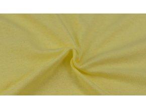 Napínací Jersey prostěradlo citrusové 004 #01