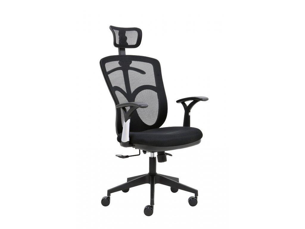 Kancelářská židle SEGO Marki černá
