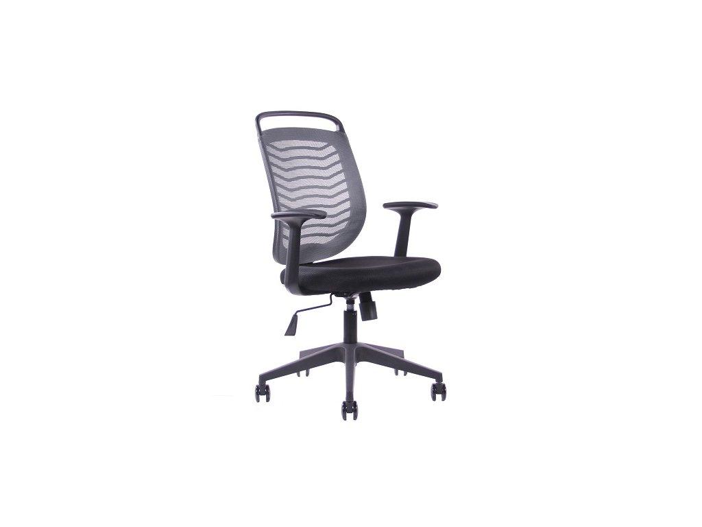 Kancelářská židle SEGO Jell šedá