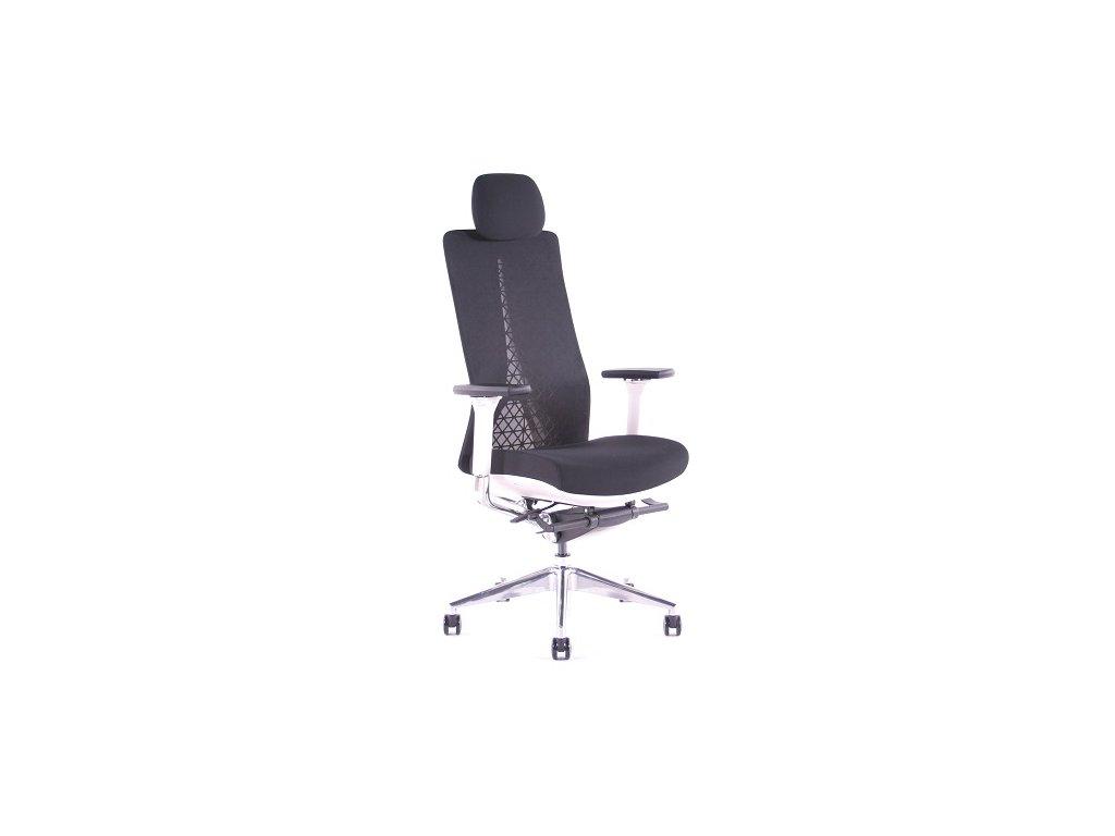 Kancelářská židle SEGO Ego bílá