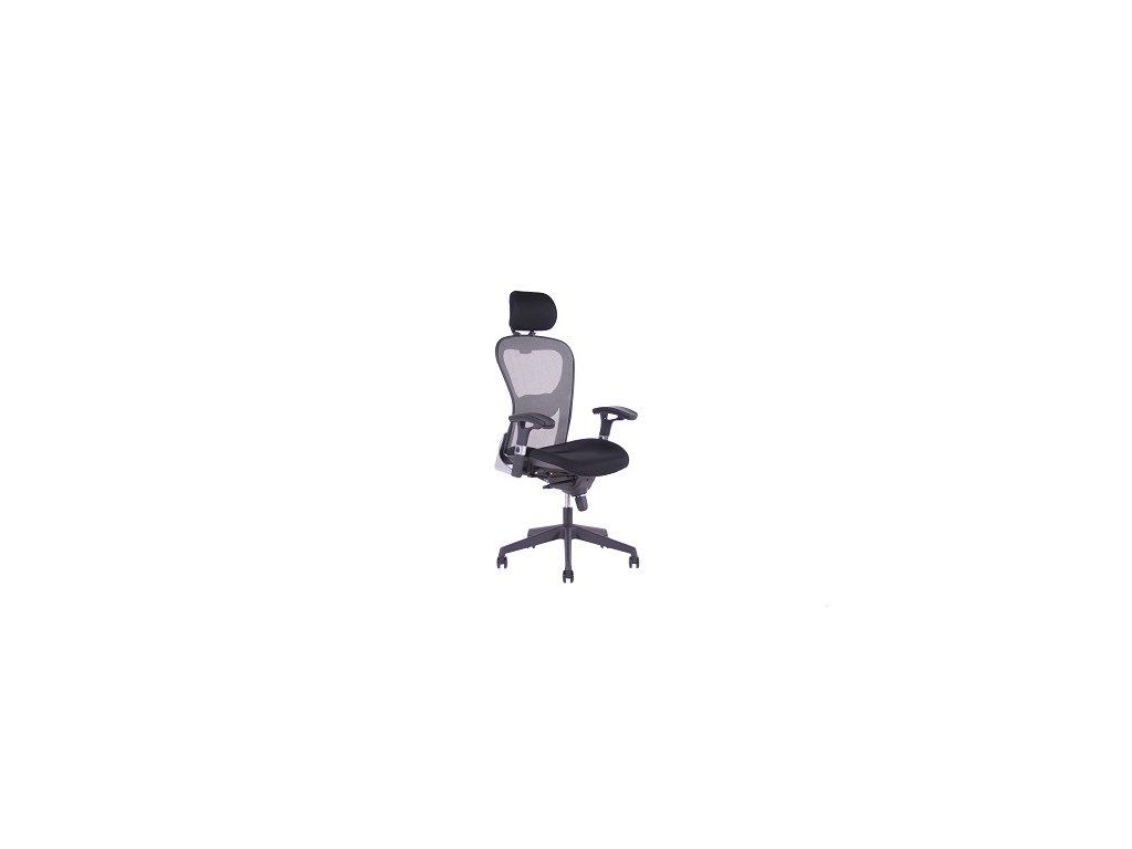 Kancelářská židle SEGO Pady šedá