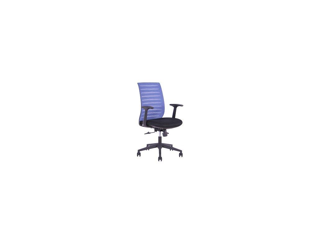 Kancelářská židle SEGO Strip modrá