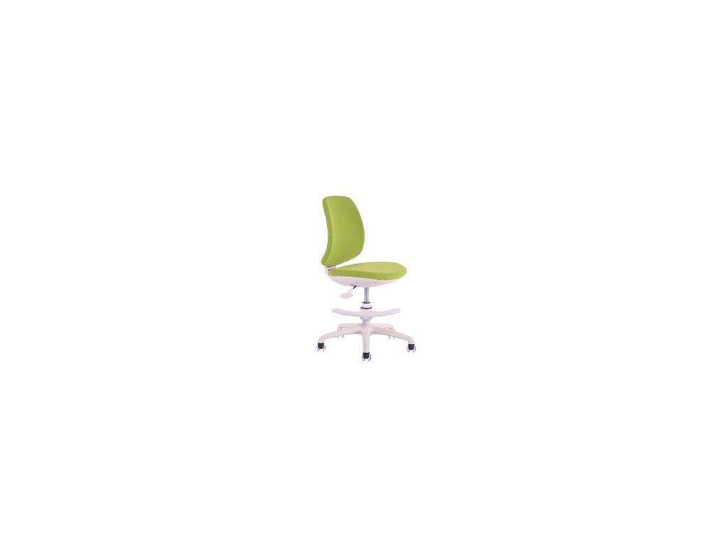 Dětská židle SEGO Junior zelená