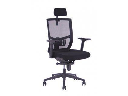 Kancelářská židle SEGO Andy černá