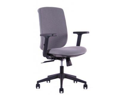 Kancelářská židle SEGO Eve šedá