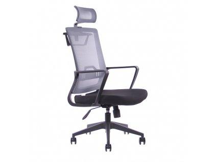 Kancelářská židle SEGO Deny šedá
