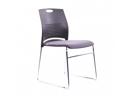 Konferenční židle SEGO Stream šedá