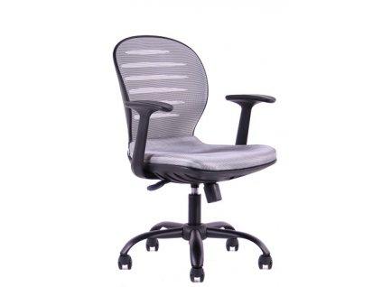 Kancelářská židle SEGO Cool šedá