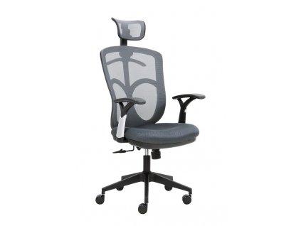 Kancelářská židle SEGO Marki šedá