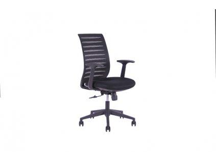 Kancelářská židle SEGO Strip černá