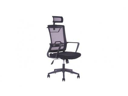 Kancelářská židle SEGO Deny černá