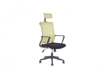 Kancelářská židle SEGO Deny zelená