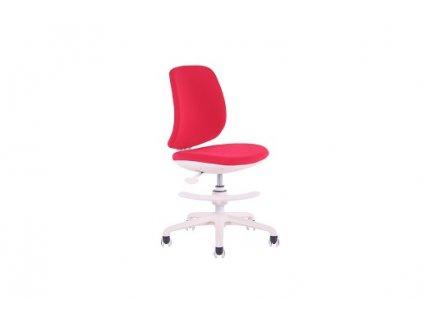 Dětská židle SEGO Junior červená