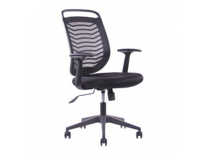 Kancelářská židle SEGO Jell černá