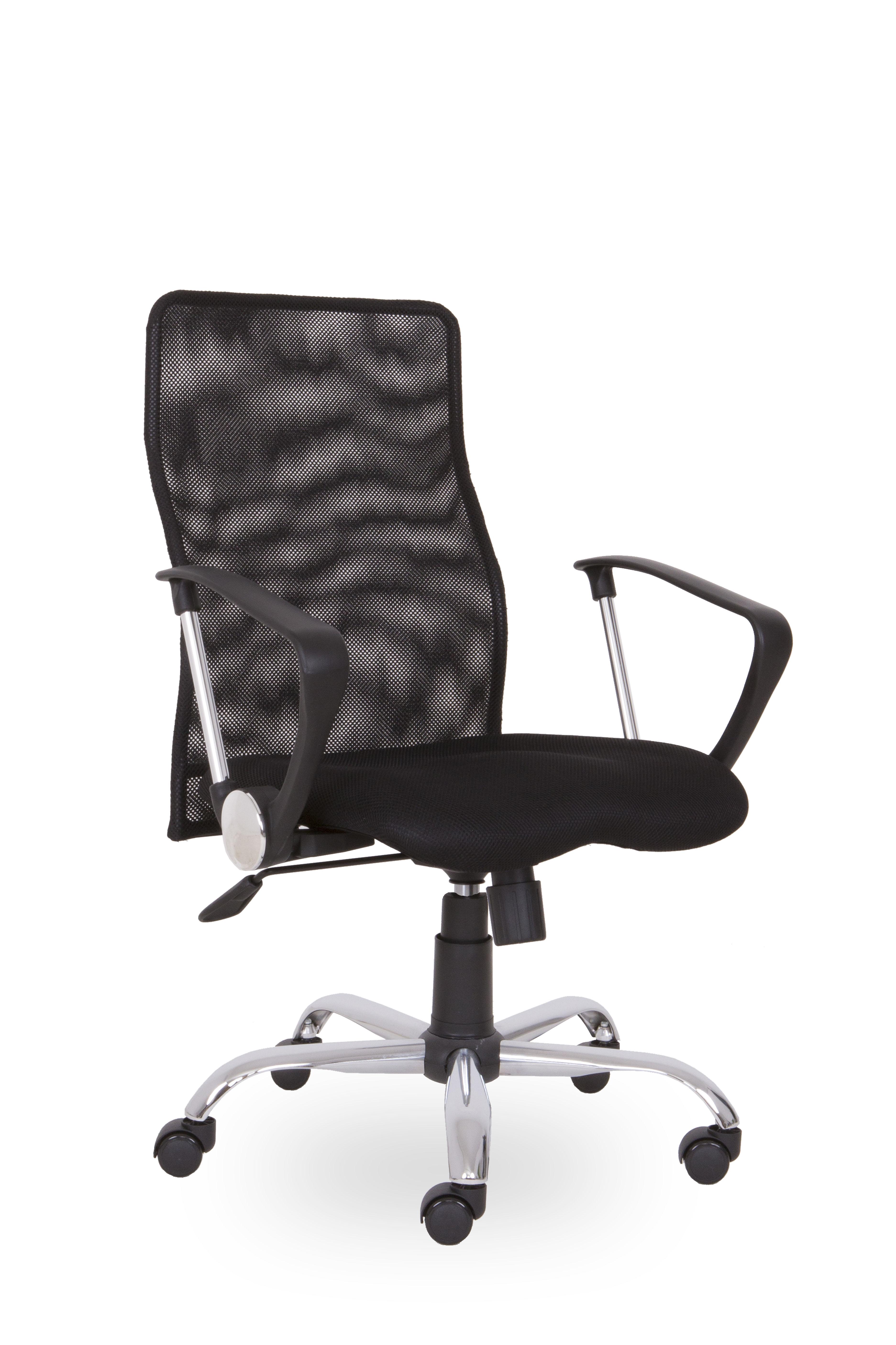 SEGO židle Kancelářská židle SEGO Roma černá
