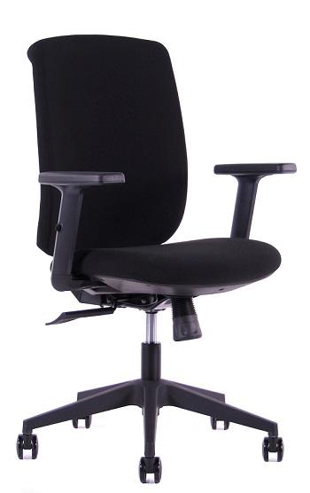 SEGO židle Kancelářská židle SEGO Eve černá