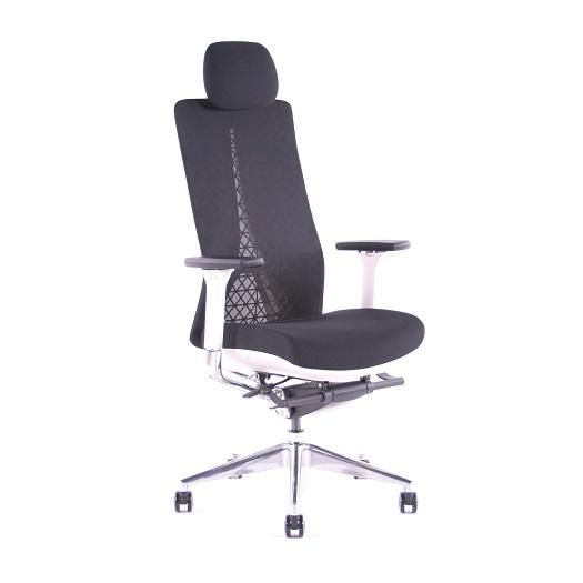SEGO židle Kancelářská židle SEGO Ego bílá