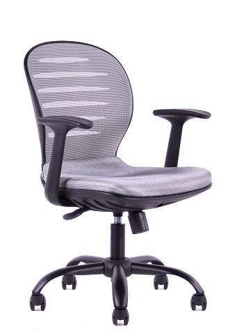 SEGO židle Kancelářská židle SEGO Cool šedá