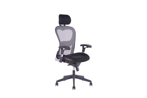 SEGO židle Kancelářská židle SEGO Pady šedá