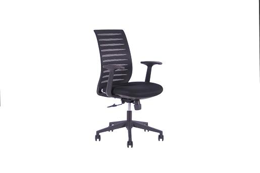 SEGO židle Kancelářská židle SEGO Strip černá
