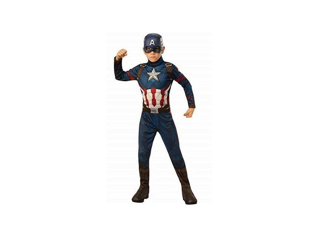 2117795 kostym pre deti captain america avengers rubies 8 10 rokov