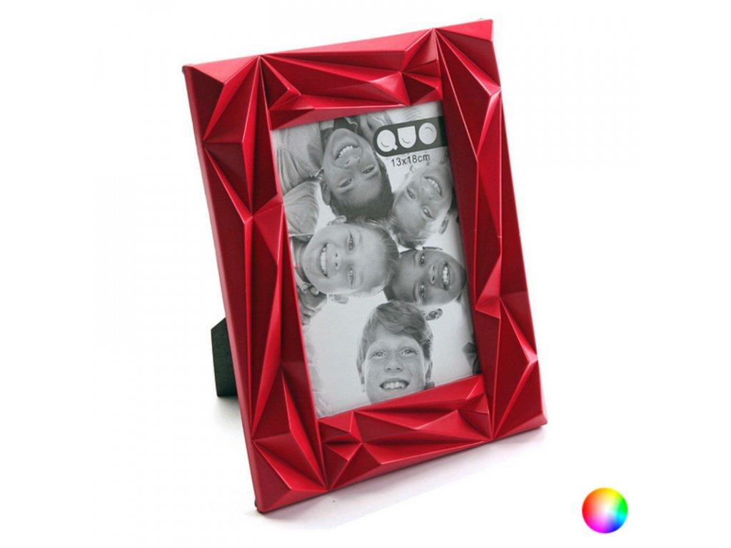 Fotorámeček Insua (13 x 18 cm) (Barva Červená)
