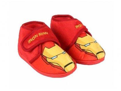 Dětské Pantofle Ironman 73323 Červená (Velikost nohy 23)
