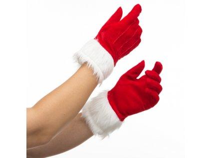 1109057 rukavice pre santu clausa