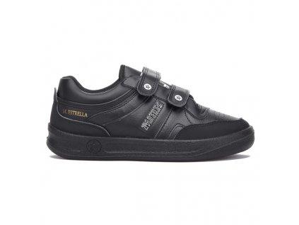 Sportovní boty Paredes ESTRELLA Velcro Černá (Barva Černá, Velikost nohy 39)